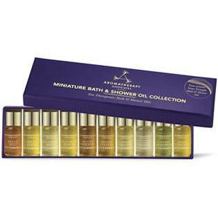 Aromatherapy Associates - Miniature Collection Bath & Shower Oils