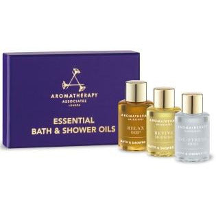 Aromatherapy Associates - Essential Bath & Shower Oils To Relax