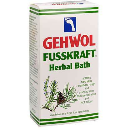 GEHWOL - Fusskraft Herbal Bath Green