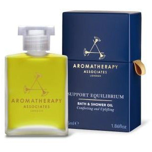 Aromatherapy Associates - SUPPORT BODY CARE - Support Equilibrium Bath & Shower Oil