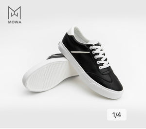 Mowa Candy Men's Sneakers-Black
