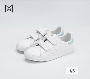 Mowa Daily Life White Sneakers for Kids