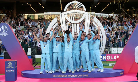 Cricket World Cup 2019 Picture England Win