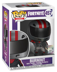 Fortnite Burnout Pop Funko