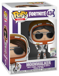 Fortnite Moonwalker Pop Funko