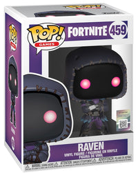 Fortnite Raven Pop Funko