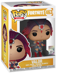 Fortnite Valor Pop Funko