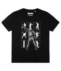Fortnite Skull Dancing T-Shirt for KIDS