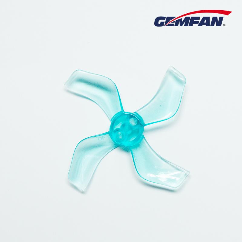 Gemfan 40mm - 1636-4 - Quad-Blade Prop - 2 sets (4cw + 4ccw)
