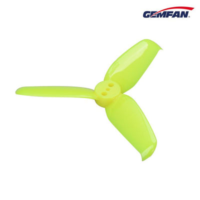 Gemfan Flash 2540-3 - Tri-Blade Prop - 2 sets (4cw + 4ccw)