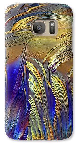 Golden Dusk Phone Case