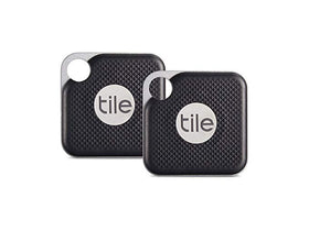 Tile Pro with Replaceable Battery 2019 - 2 pack