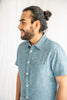 Corridor New York Linen Chambray, Short Sleeve