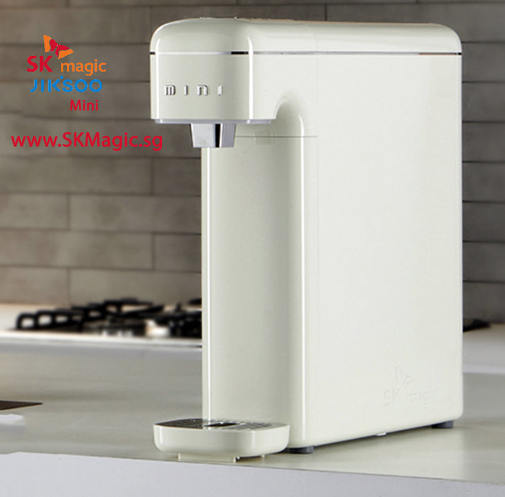 WPU 2200CRW  JIK.SOO MINI Ultra Slim Ambient IoT Smart Control with Wifi App monitoring Water *White Purifier System