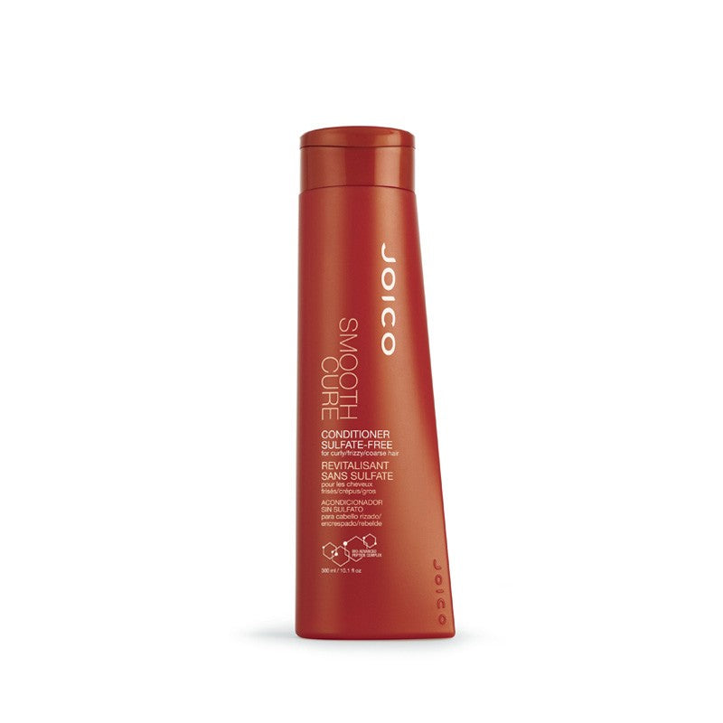 Joico Smooth Cure Sulfate-Free Conditioner silottava, sulfaatiton hoitoaine 300 ml
