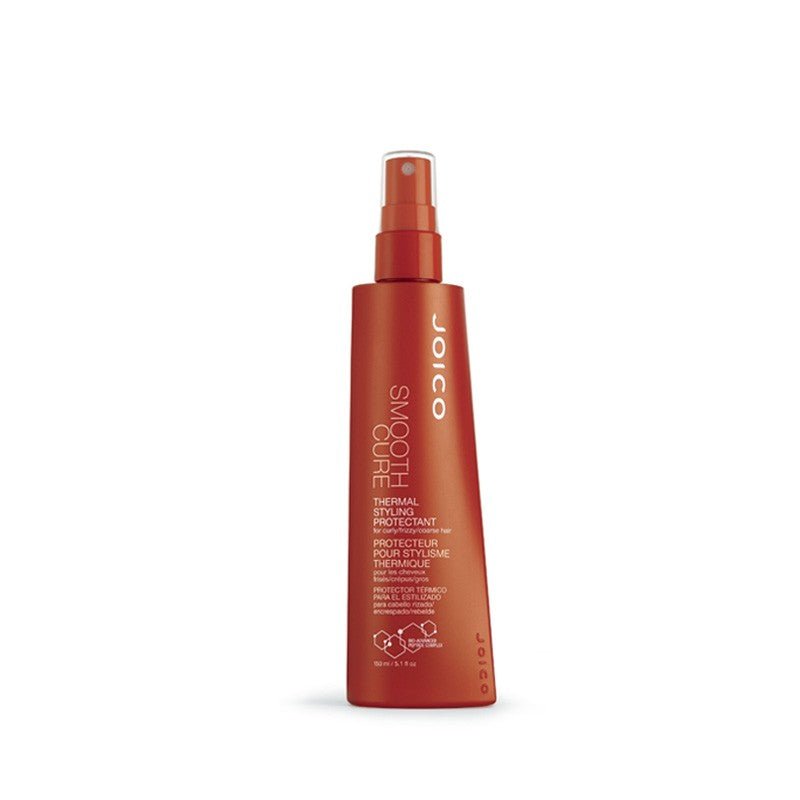 Joico Smooth Cure Thermal Styling Protectant 150 ml, silottava lämpösuojasuihke nordic hair house