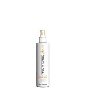 Paul Mitchell Color Protect Locking Spray 250 ml, hoitosuihke värjätyille hiuksille, aurinkosuoja nordic hair house four reasons pro kcprofessional olaplex verkkokauppa edullinen
