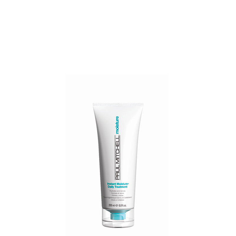 Paul Mitchell Instant Moisture Daily Treatment 200 ml, kosteuttava, elvyttävä hoitoaine nordic hair house olaplex