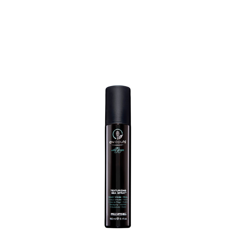 Paul Mitchell Awapuhi Wild Ginger Texturizing Sea Spray 150 ml, hoitava, rakennetta antava suolasuihke