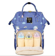 Load image into Gallery viewer, *BABY Fashion Mummy Maternity LARGE Diaper Travel Backpack Bag Stroller Nappy- SUNVENO