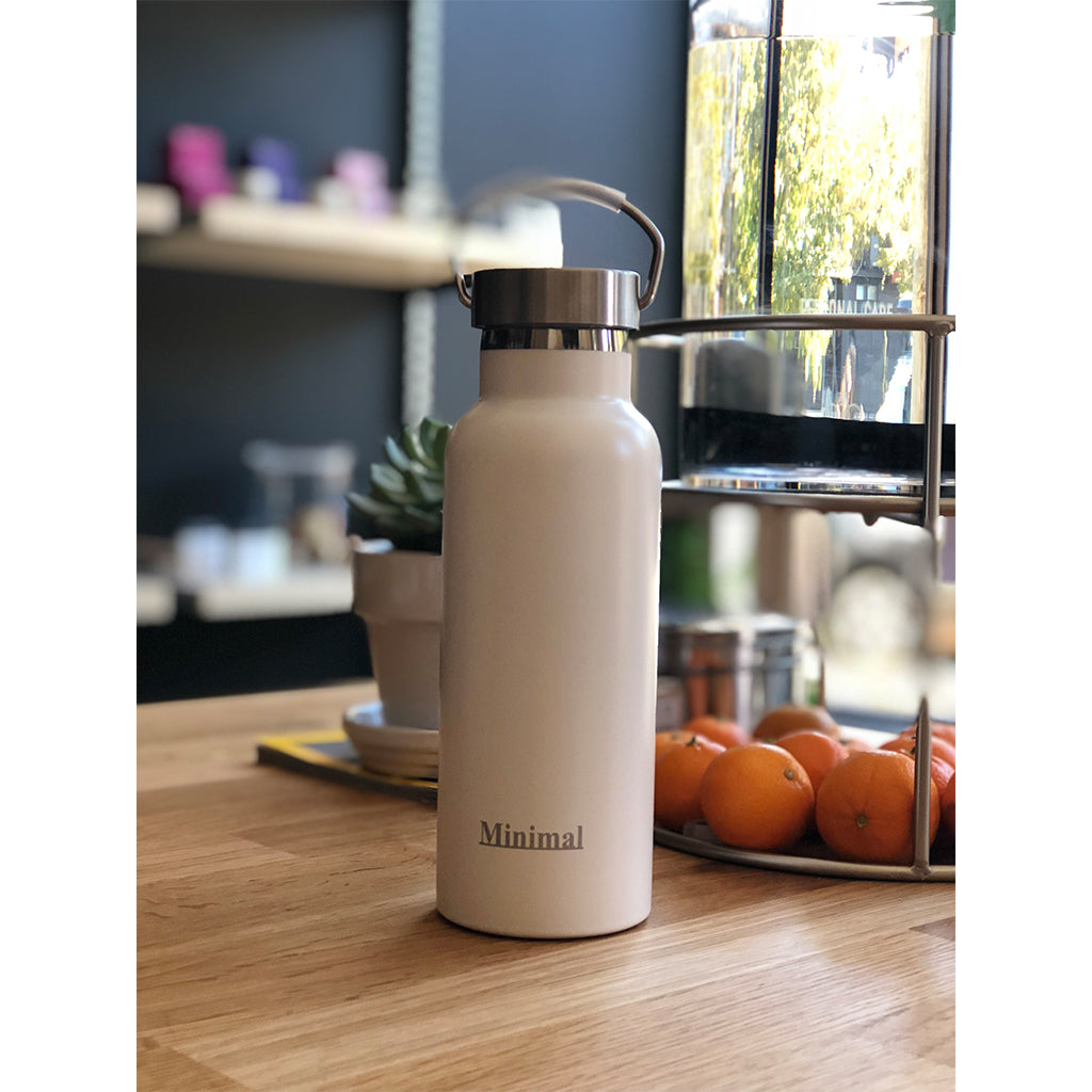 Hot and Cold Stainless Steel Bottle