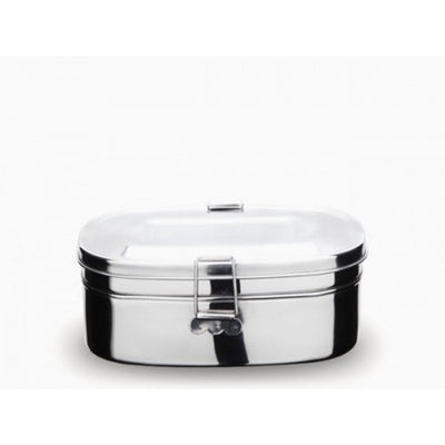 Stainless Steel Two-Layer Sandwich Box
