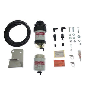 Toyota Landcruiser 70 Series 12-17 Fuel Manager Pre-Filter Kit - Fuel Screening Australia