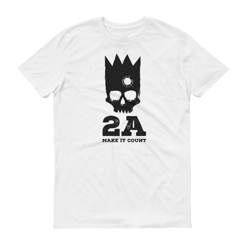 2A Make It Count Short-Sleeve T-Shirt