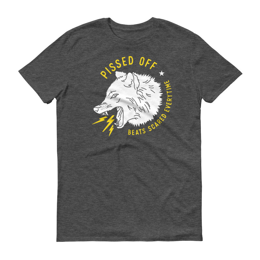 Pissed Off Short-Sleeve T-Shirt