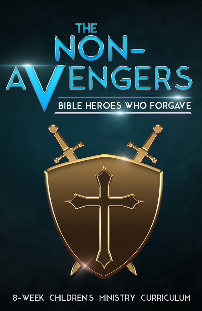 The Non-Avengers 8-Week Children's Ministry Curriculum