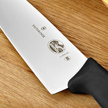 Load image into Gallery viewer, Victorinox Fibrox Pro Chef's Knife, 8-Inch Chef's