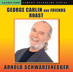 George Carlin roasts Arnold Schwarzenegger - CD