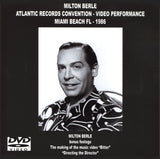 Milton Berle - Live From Miami Beach, Florida - Atlantic Records Convention - DVD