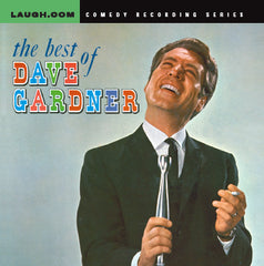 The Best of Dave Gardner - CD