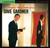 Brother Dave Gardner - It's Bigger Than Both of Us - CD
