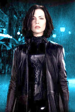 Underworld Awakening Real Leather Jacket
