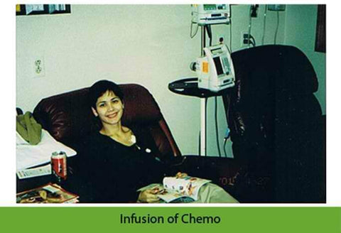 Infusion of Chemo