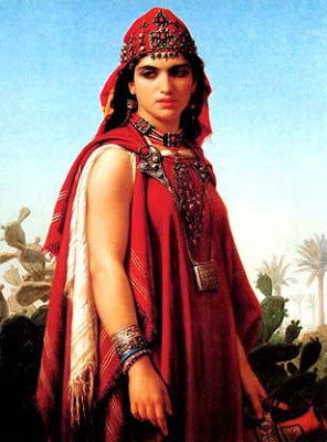 Kahnia, Queen of the Berbers