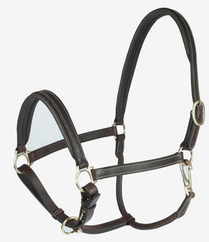 Horze - Leather Largo Halter