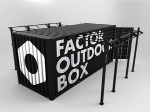 Outdoor Box - X-Large