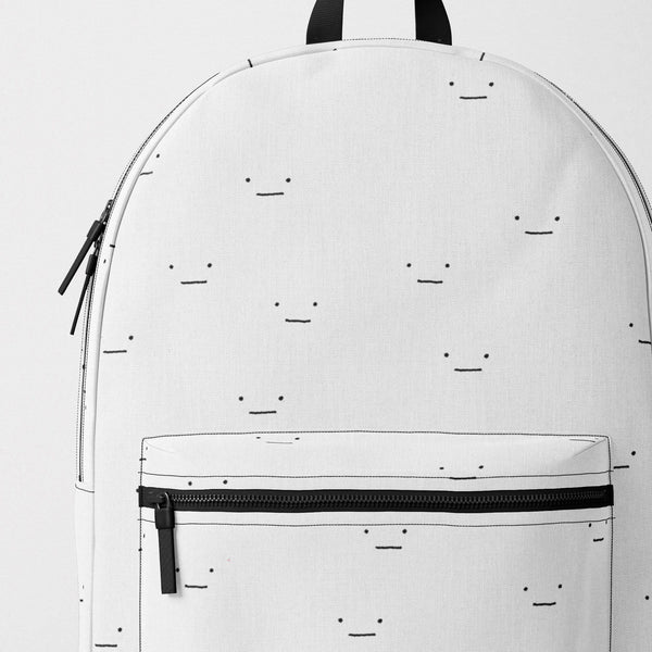 Cute Faces Backpack