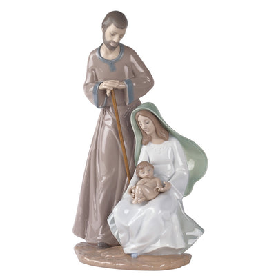 Nao by Lladro The Holy Family Figurine