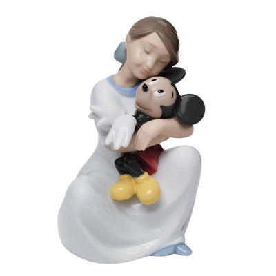Nao by Lladro I Love You, Mickey Figurine