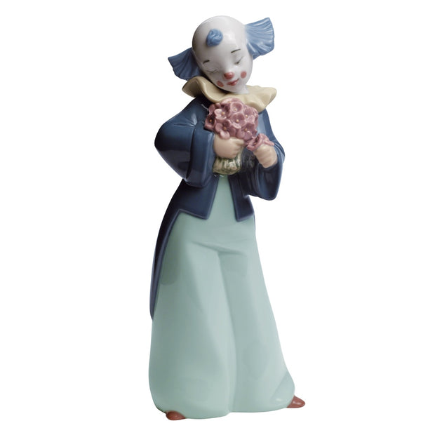 Nao by Lladro Courteous Clown Figurine