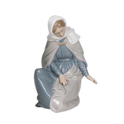 Nao by Lladro Virgin Mary Figurine