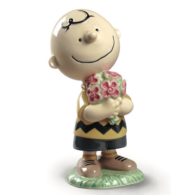 Nao by Lladro Charlie Brown Figurine