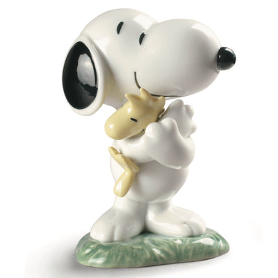 Nao by Lladro Snoopy Figurine