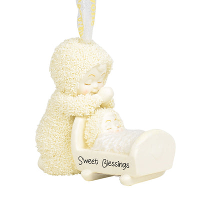 Snowbabies Sweet Blessings Ornament