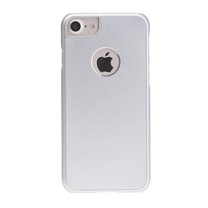 Aiino Steel Case For iPhone 7 and iPhone 8 Silver