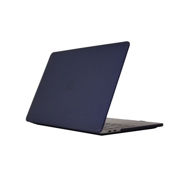 Aiino Matte Case For MacBook Pro 15 2016 Premium Dark Blue